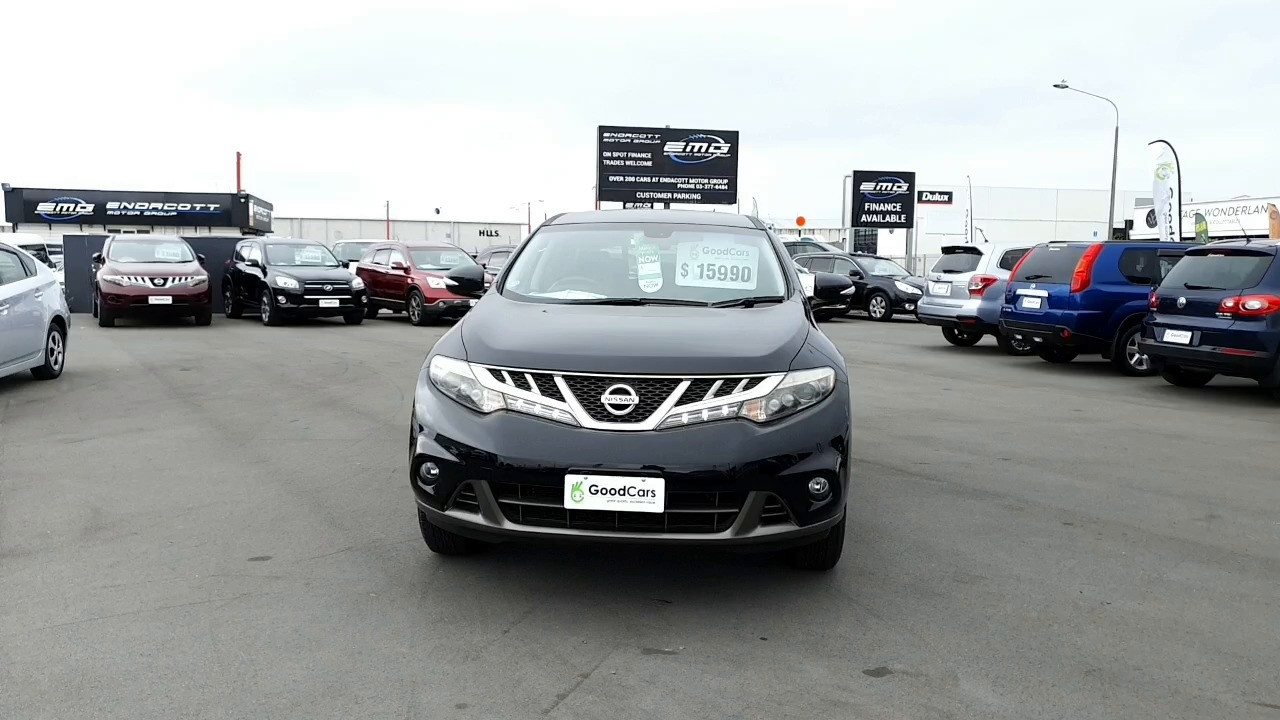 NISSAN MURANO 2011 for Sale