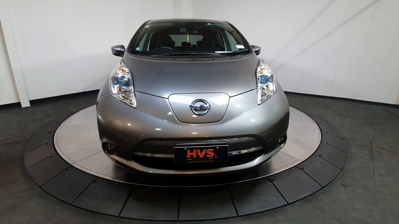NISSAN leaf 2016 for Sale