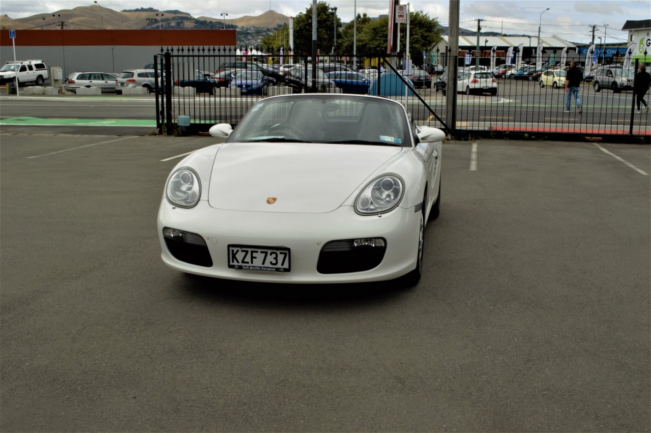 PORSCHE BOXSTER 2008 for Sale