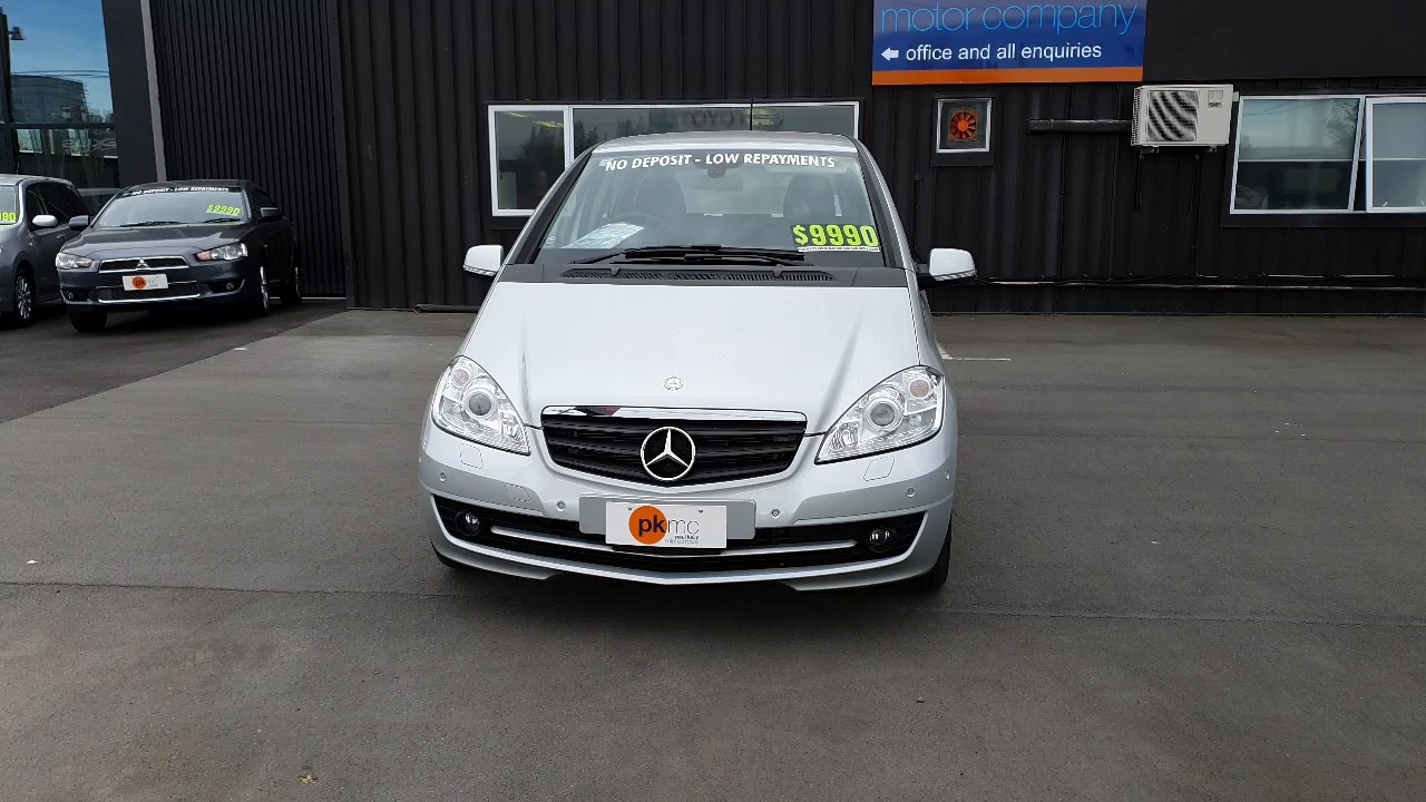MERCEDES-BENZ A180 2009 for Sale