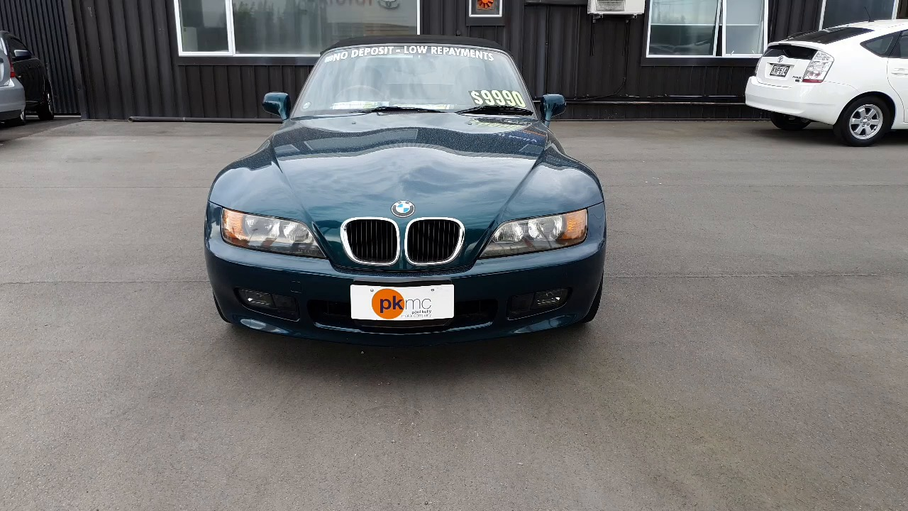 BMW Z3 1997 for Sale
