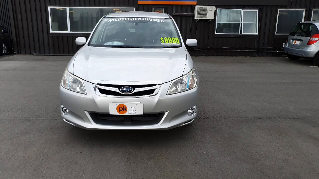 SUBARU Exiga 2010 for Sale