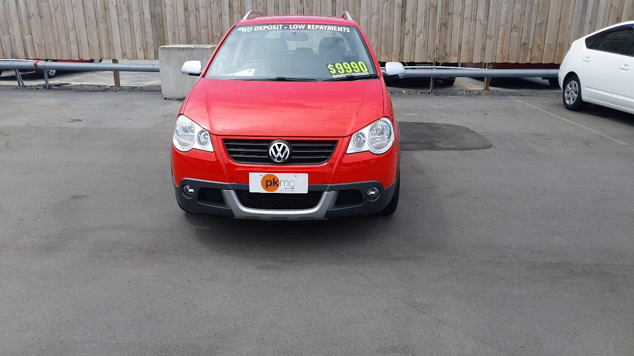 VOLKSWAGEN CROSS POLO 2008 for Sale
