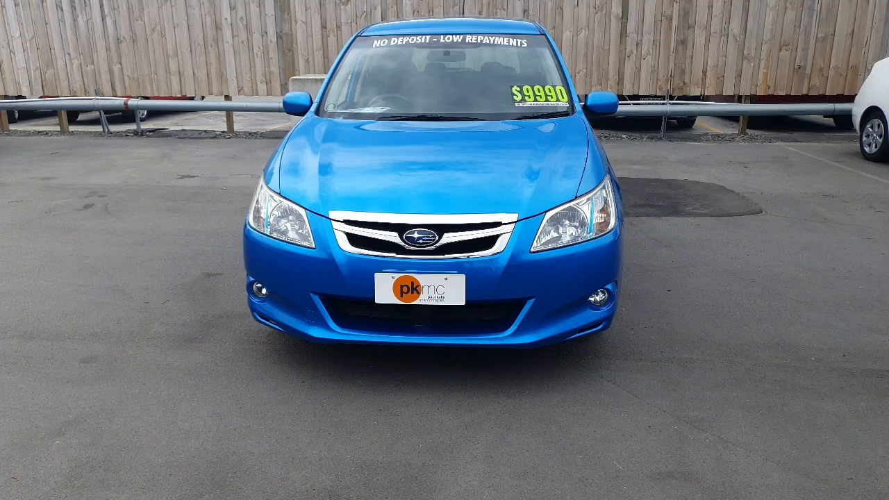 SUBARU Exiga 2008 for Sale