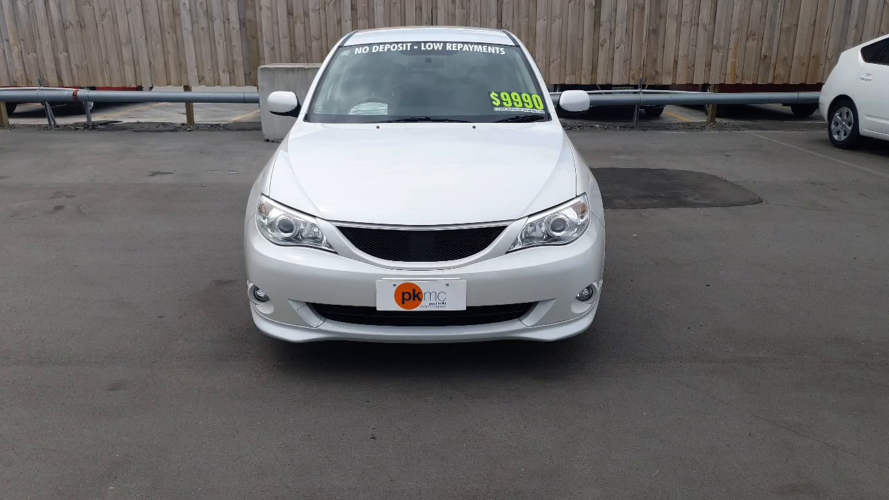 SUBARU Impreza 2009 for Sale
