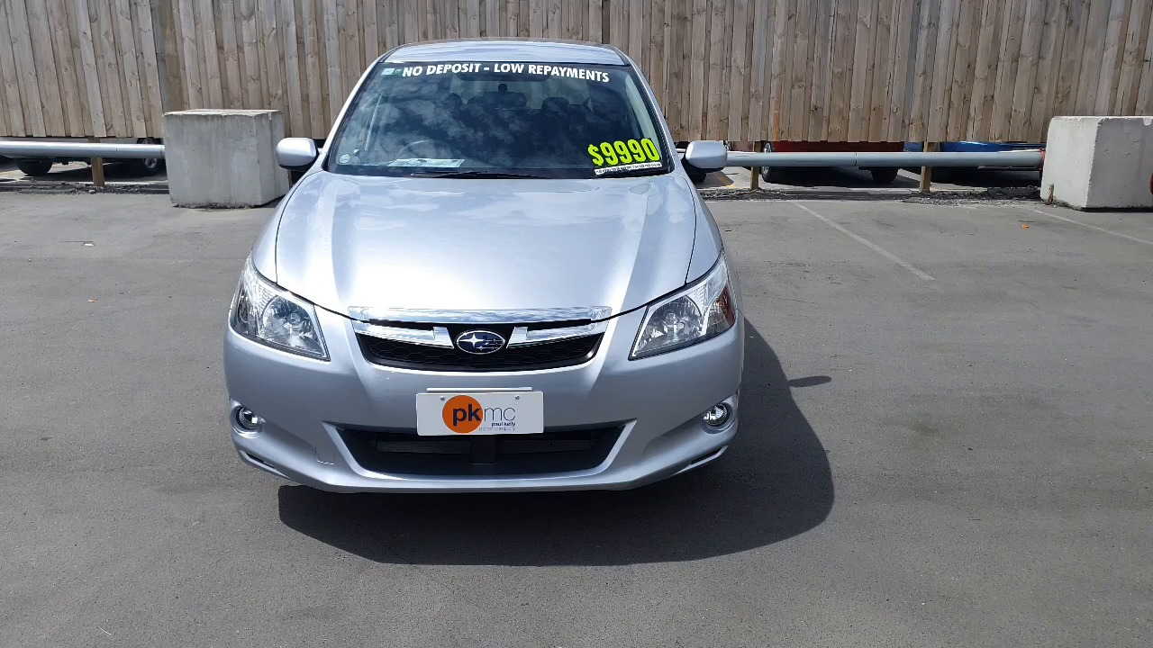SUBARU Exiga 2011 for Sale
