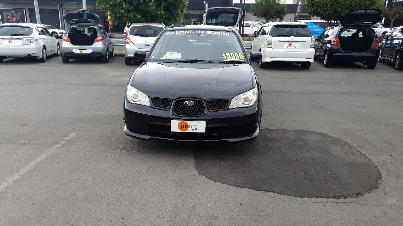 SUBARU Impreza 2006 for Sale