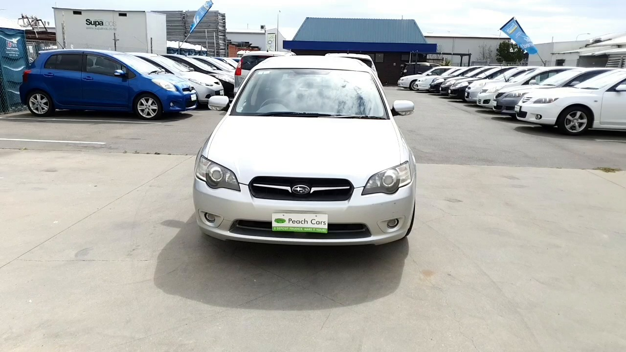 SUBARU LEGACY 2006 for Sale