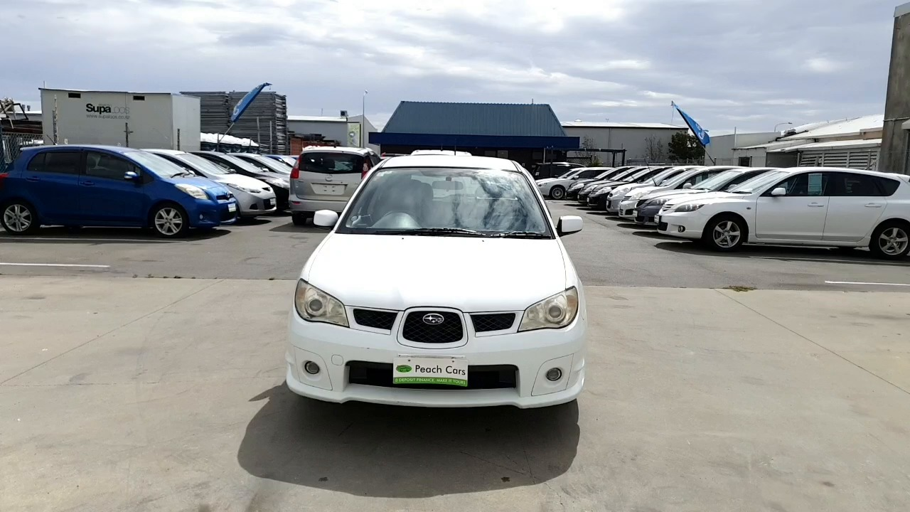 SUBARU IMPREZA 2007 for Sale