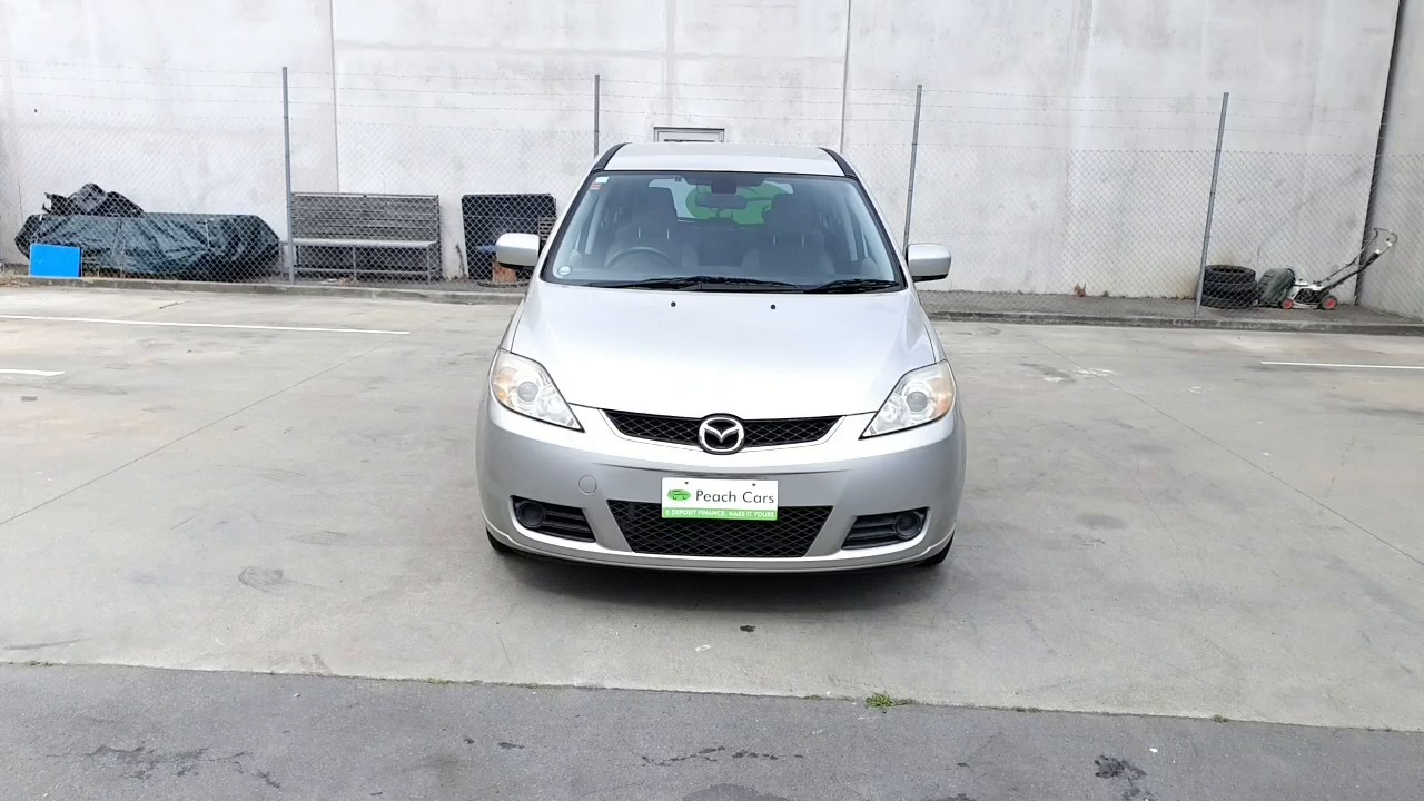 MAZDA PREMACY 2005 for Sale