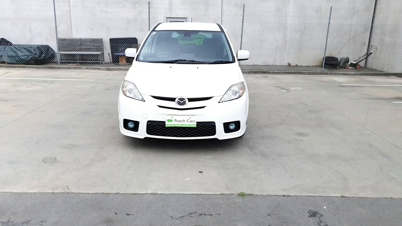 MAZDA PREMACY 2006 for Sale