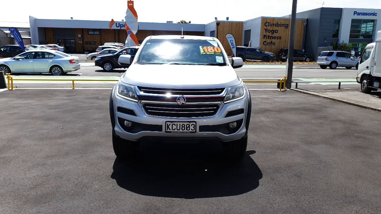 HOLDEN COLORADO 2016 for Sale